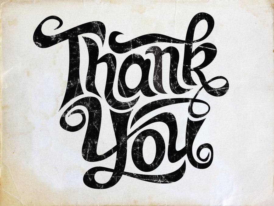 Heartfelt thank you a journey of faith