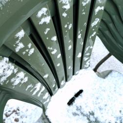 snowy-chair